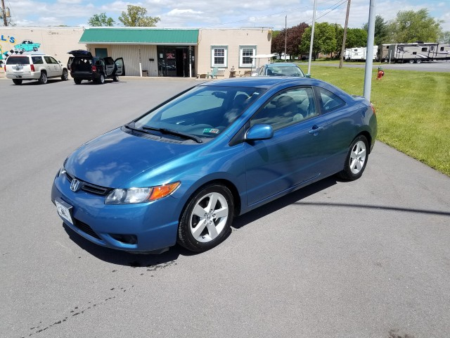 2006 Honda Civic EX Coupe AT for sale at Mull's Auto Sales