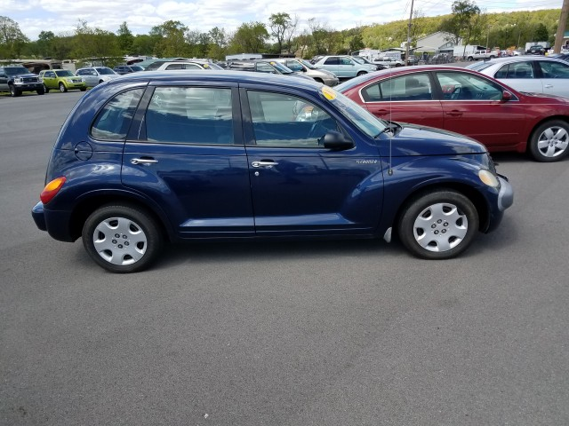 2005 Chrysler PT Cruiser Base for sale at Mull's Auto Sales
