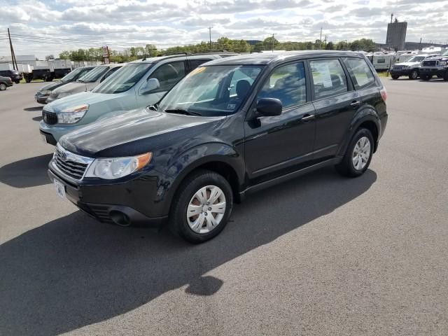 2009 Subaru Forester 2.5X for sale at Mull's Auto Sales