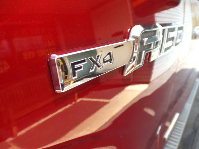 2013 FORD F150 SUPERCREW FX4 for sale at Carena Motors