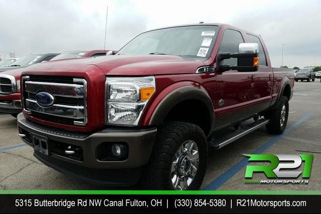 2007 Ford F-250 SD Lariat Crew Cab 4WD for sale at R21 Motorsports