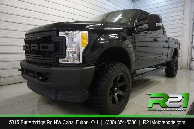 2017 FORD F-350  KING RANCH CREW CAB 4WD 6.7L POWERSTROKE DIESEL--INTERNET SALE PRICE ENDS SATURAY JUNE 6TH for sale at R21 Motorsports