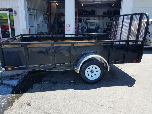 2018 PJ UTILITY STEEL for sale at Mull's Auto Sales