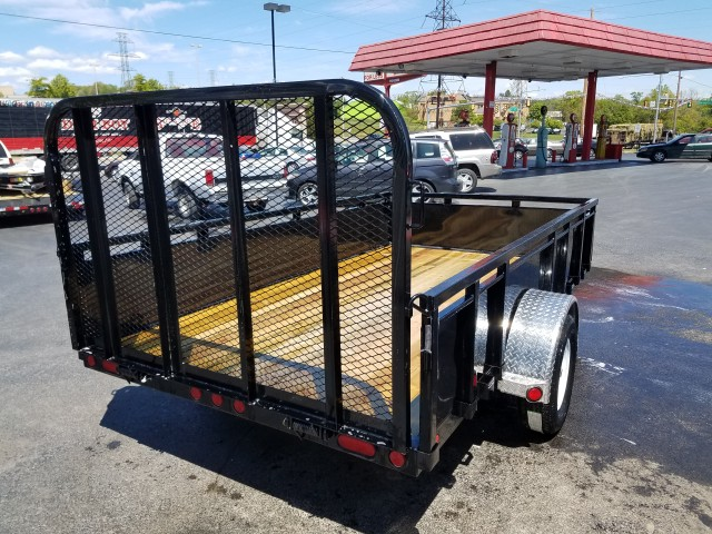 2018 PJ UTILITY WITH GATE STEEL for sale at Mull's Auto Sales
