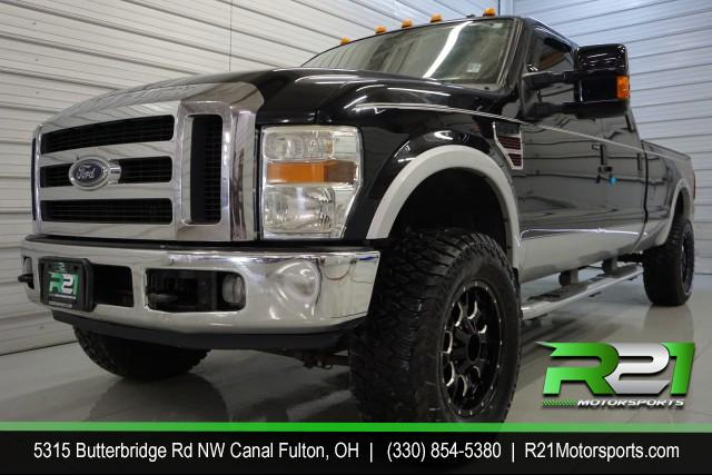 2016 Ford F-250 SD King Ranch Crew Cab 4WD for sale at R21 Motorsports