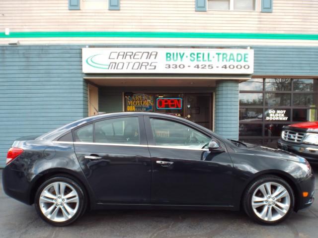 2012 CHEVROLET CRUZE LTZ for sale at Carena Motors
