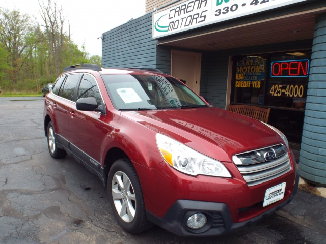 2014 SUBARU OUTBACK 2.5I for sale in Twinsburg, Ohio