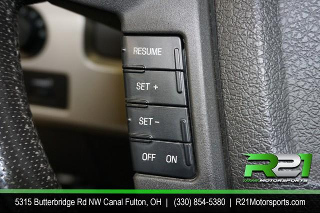 2010 Ford F-150 FX4 SuperCab 6.5-ft. Bed 4WD for sale at R21 Motorsports