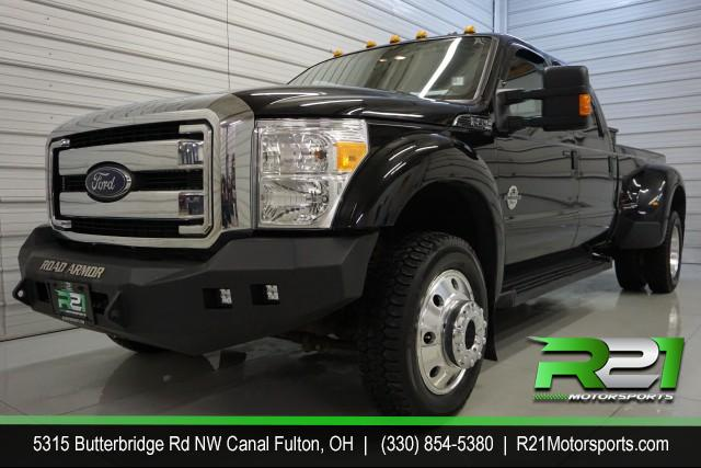 2014 RAM 3500 Laramie Crew Cab LWB 4WD DRW for sale at R21 Motorsports