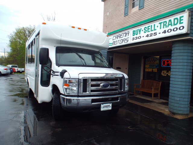 2013 FORD ECONOLINE E350 SUPER DUTY CUTAWAY VAN for sale at Carena Motors