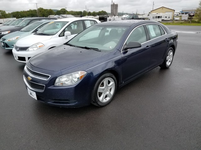 2010 Chevrolet Malibu Fleet for sale at Mull's Auto Sales