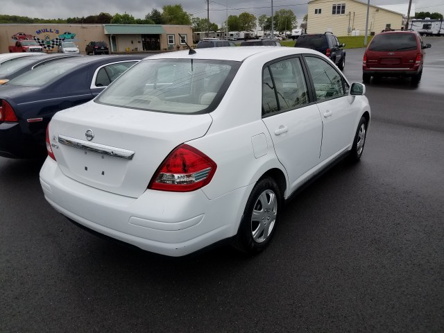 2009 Nissan Versa 1.8 S Sedan for sale at Mull's Auto Sales