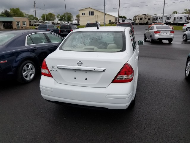 2009 Nissan Versa 1.8 S Sedan for sale at Mull's Auto Sales