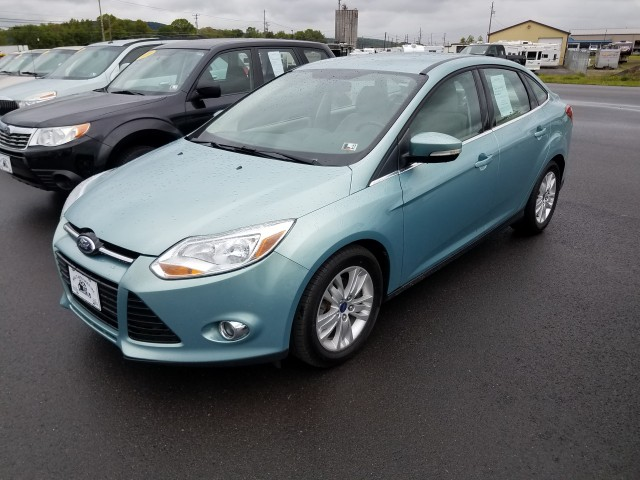 2012 Ford Focus SEL Sedan for sale at Mull's Auto Sales