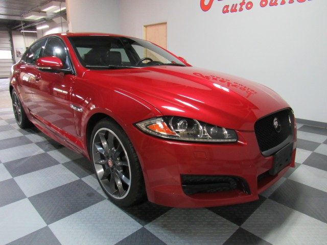 2015 Jaguar XF-Series XF 3.0 Sport AWD in Cleveland