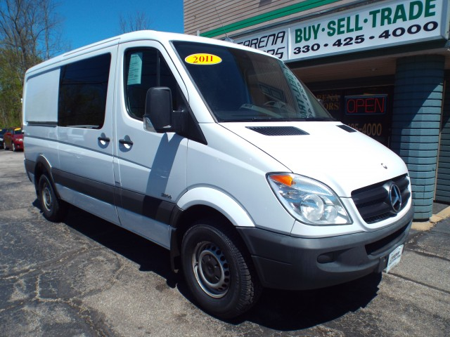2011 MERCEDES-BENZ SPRINTER 2500 for sale | Used Cars Twinsburg | Carena Motors