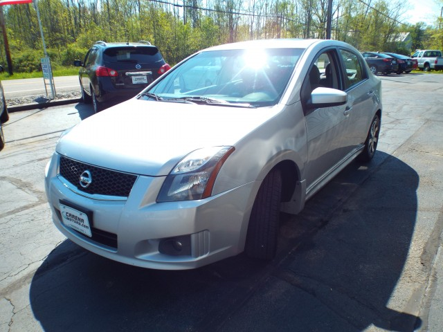 2012 NISSAN SENTRA 2.0 for sale at Carena Motors