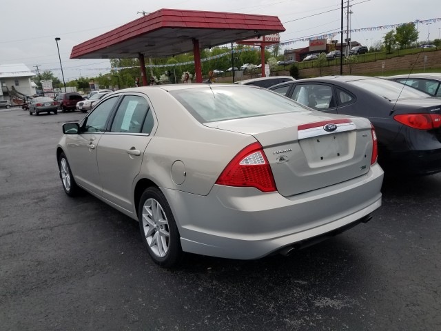 2010 Ford Fusion V6 SEL for sale at Mull's Auto Sales