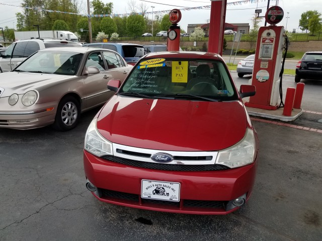 2009 Ford Focus SES Sedan for sale at Mull's Auto Sales