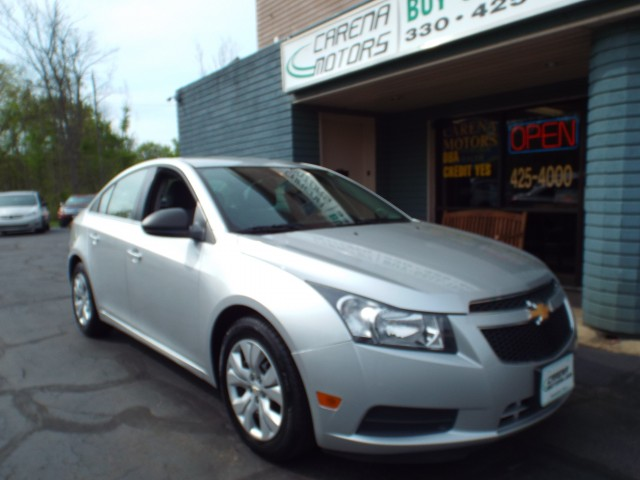 2012 CHEVROLET CRUZE LS for sale | Used Cars Twinsburg | Carena Motors