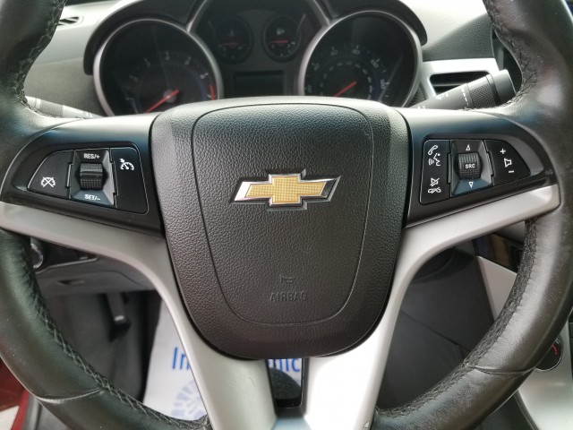 2011 Chevrolet Cruze 1LT for sale at Mull's Auto Sales