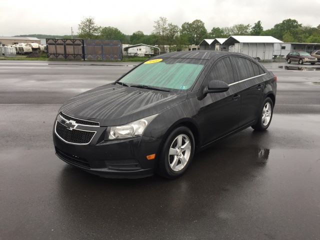 2011 Chevrolet Cruze  for sale at Mull's Auto Sales