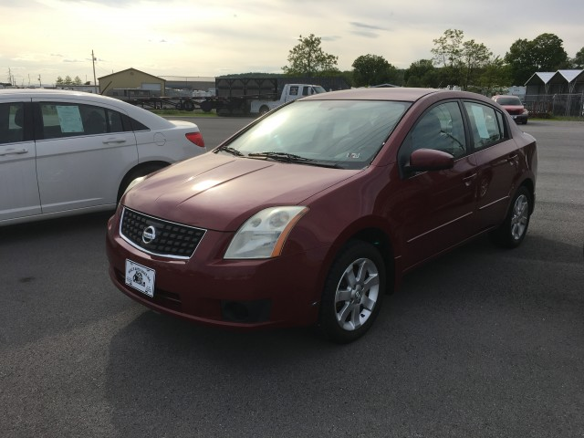 2007 Nissan Sentra 2.0 S for sale at Mull's Auto Sales
