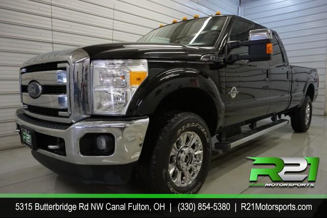 2017 FORD F-250 SD XLT CREW CAB 4WD 6.7L POWERSTROKE DIESEL--INTERNET SALE PRICE ENDS SATURDAY JUNE 6TH for sale at R21 Motorsports