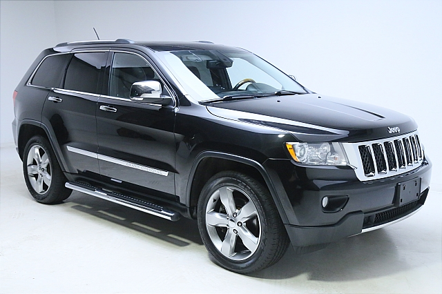 2011 JEEP GRAND CHEROKEE OVERLAND for sale | Used Cars Twinsburg | Carena Motors