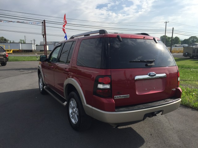 2007 Ford Explorer Eddie Bauer 4.0L 2WD for sale at Mull's Auto Sales