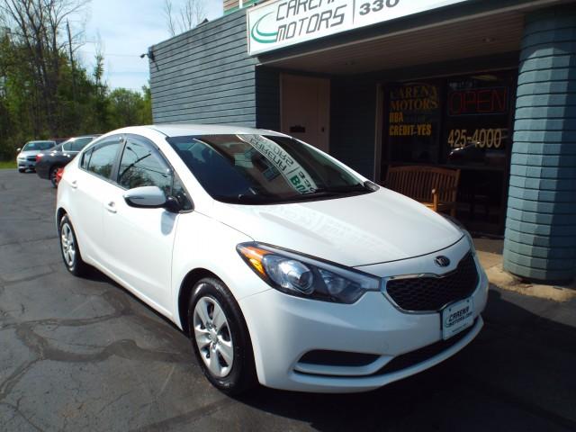 2016 KIA FORTE LX for sale | Used Cars Twinsburg | Carena Motors