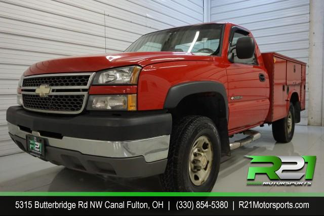 2007 GMC Sierra Classic 2500HD SLE1 Crew Cab  for sale at R21 Motorsports
