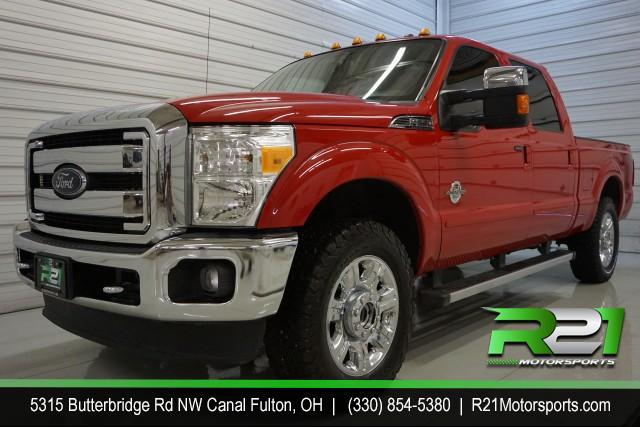 2015 FORD F-350  PLATINUM - CREW CAB - INTERNET SALE PRICE ENDS FRIDAY APRIL 26TH!! for sale at R21 Motorsports
