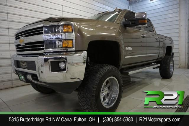 2016 CHEVROLET SILVERADO 3500 HIGH COUNTRY--INTERNET SALE PRICE ENDS SATURDAY MAY 23RD for sale at R21 Motorsports