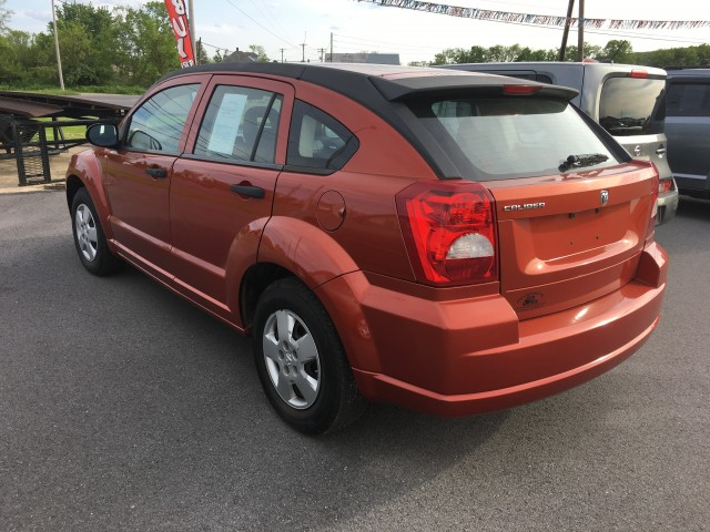 2008 Dodge Caliber SE for sale at Mull's Auto Sales