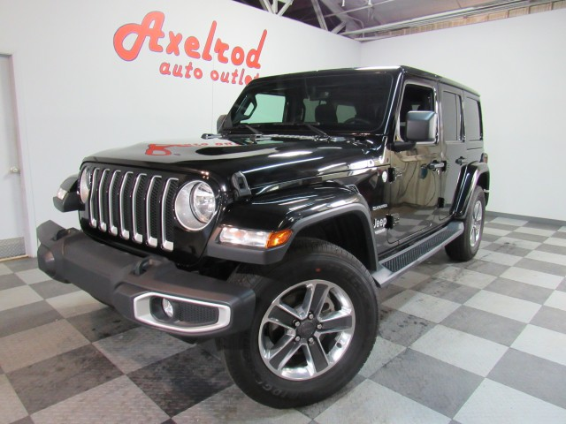2020 Jeep Wrangler Unlimited Sahara in Cleveland