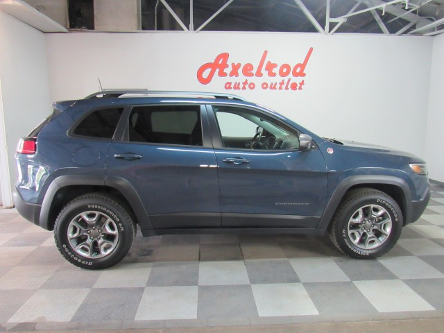 2019 Jeep Cherokee Trailhawk 4WD in Cleveland