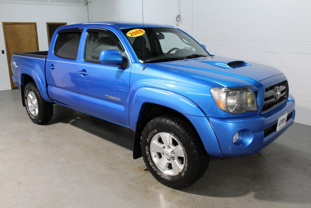 2009 TOYOTA TACOMA DOUBLE CAB PRERUNNER for sale | Used Cars Twinsburg | Carena Motors