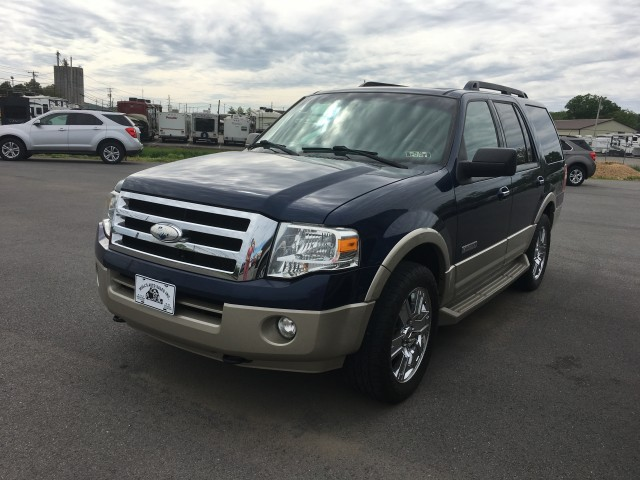 2008 Ford Expedition Eddie Bauer 4WD for sale at Mull's Auto Sales