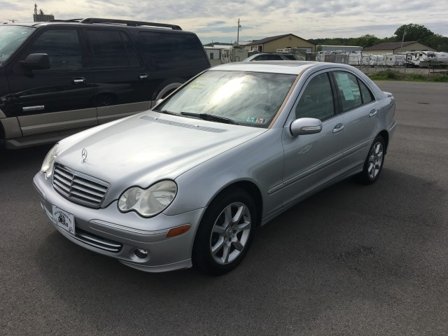 2007 Mercedes-Benz C-Class C280 Luxury Sedan 4Matic for sale at Mull's Auto Sales