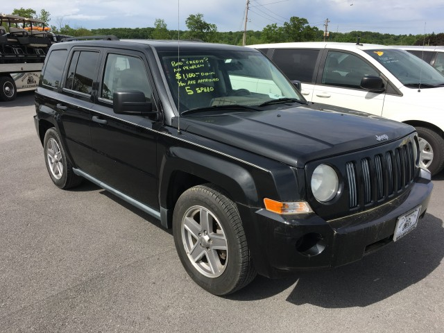 2008 Jeep Patriot Sport 2WD for sale at Mull's Auto Sales
