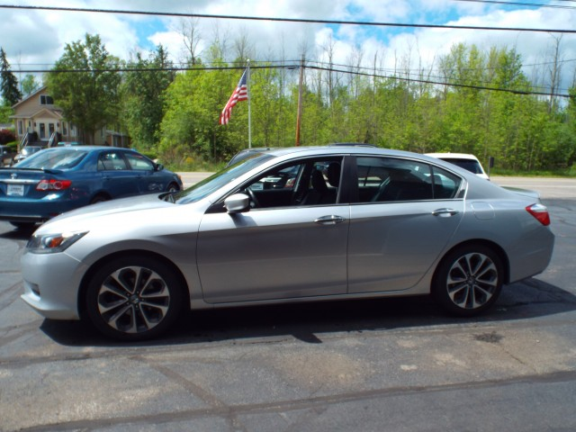 2015 HONDA ACCORD SPORT for sale in Twinsburg, Ohio