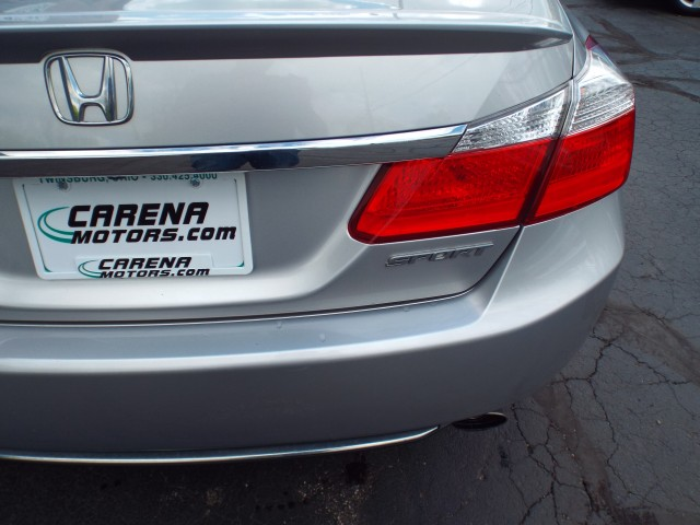 2015 HONDA ACCORD SPORT for sale at Carena Motors