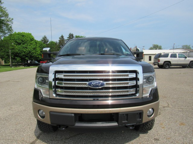 2013 Ford F-150 XLT SuperCrew 6.5-ft. Bed 4WD in Cleveland