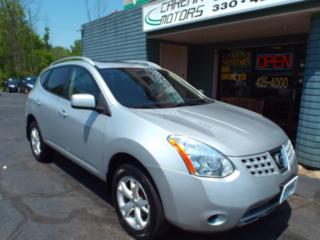 2009 NISSAN ROGUE SL for sale | Used Cars Twinsburg | Carena Motors