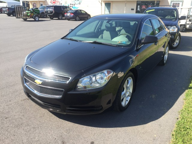 2011 Chevrolet Malibu LS for sale at Mull's Auto Sales