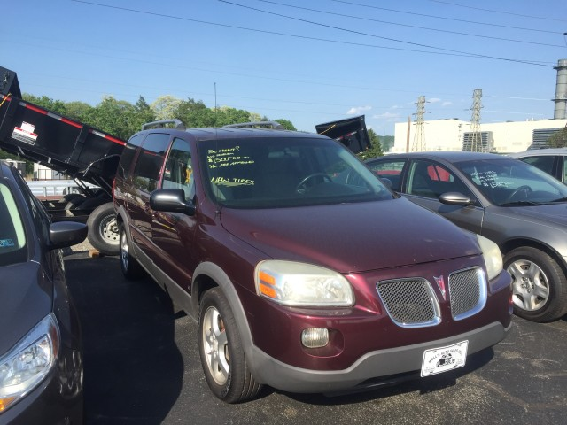 2006 Pontiac Montana SV6 FWD for sale at Mull's Auto Sales
