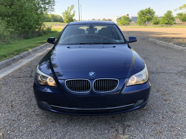 2010 bmw 5 series 535xi for sale at summit auto sales akron ohio. Black Bedroom Furniture Sets. Home Design Ideas