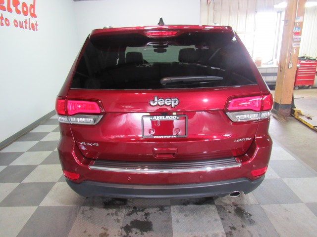 2021 Jeep Grand Cherokee Limited 4WD in Cleveland