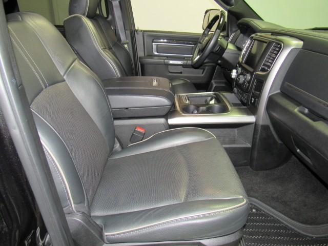 2017 RAM 1500 Longhorn Crew Cab SWB 4WD in Cleveland
